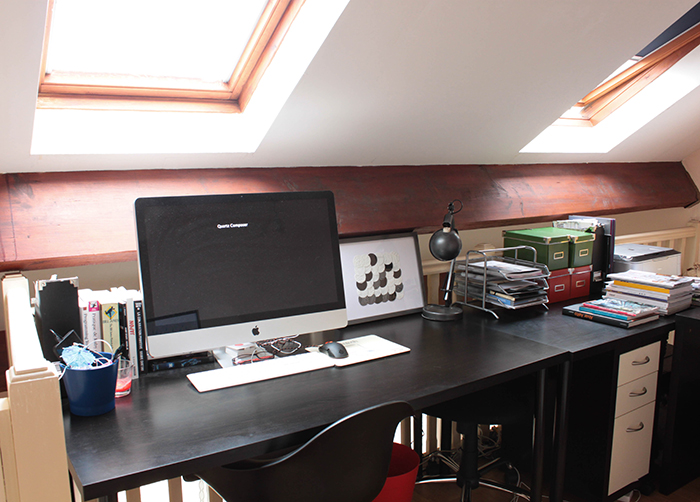 Aménager un espace de travail à la maison
