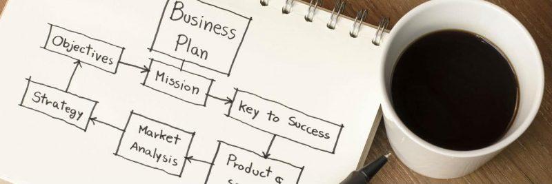 Les étapes d'un projet de création d'entreprise